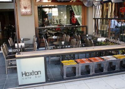 hoxton cafe bar papadias diakosmisi ioannina