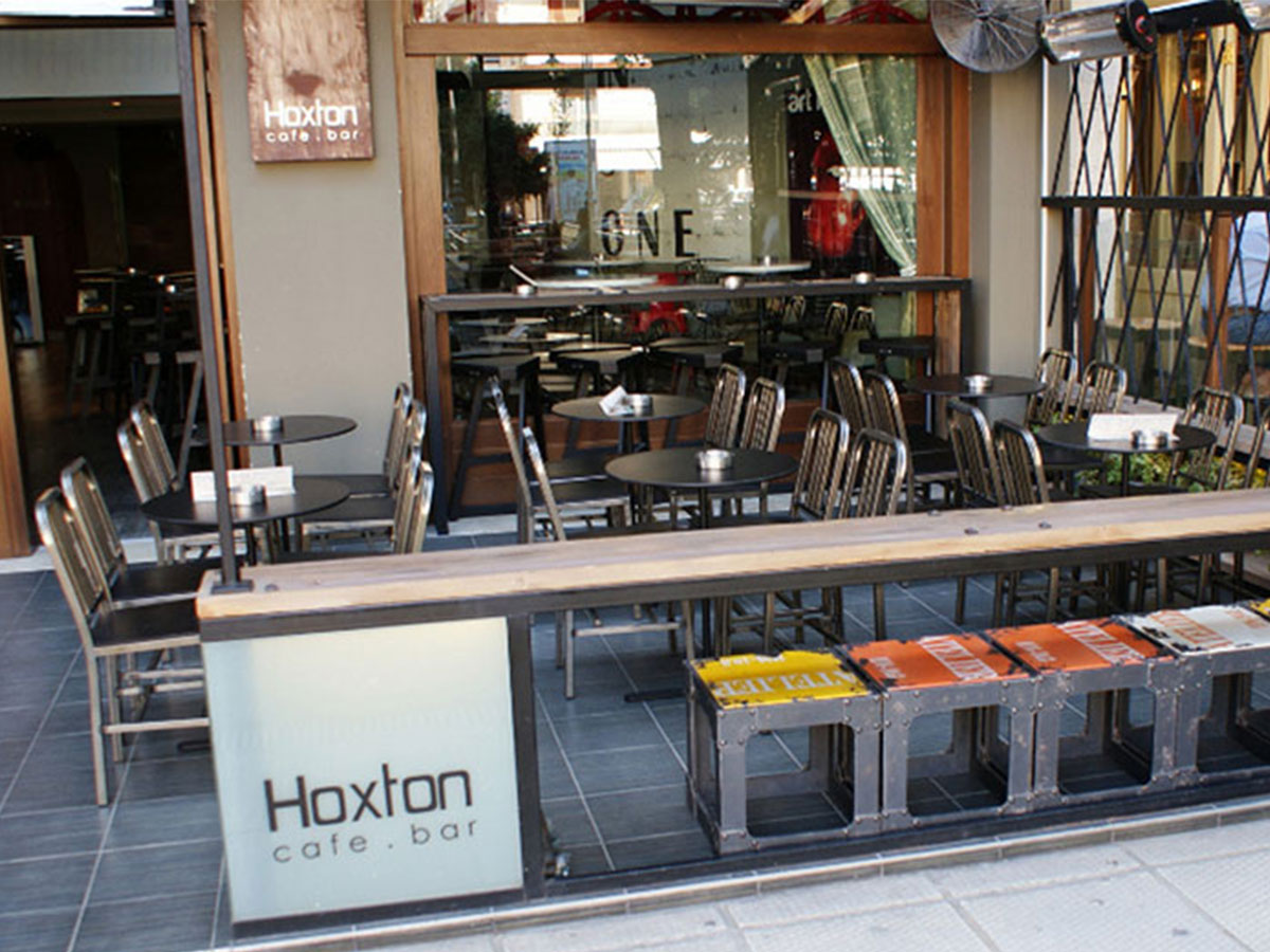 Hoxton Cafe Bar