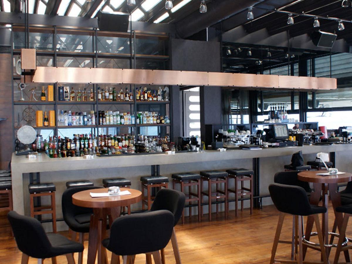 Ναυτικός Όμιλος Θεσσαλονίκης Bar Restaurant