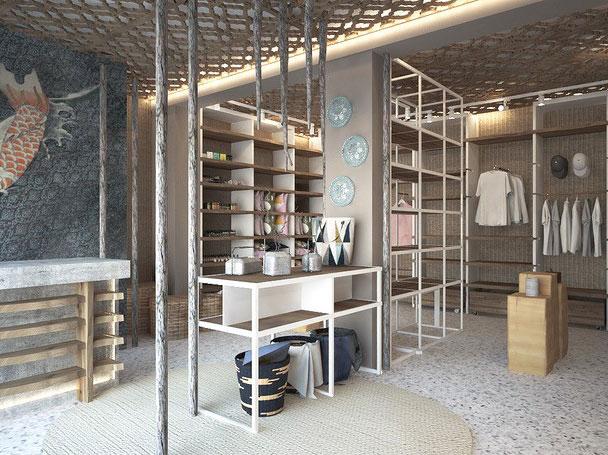 Delicatessen Store Mykonos